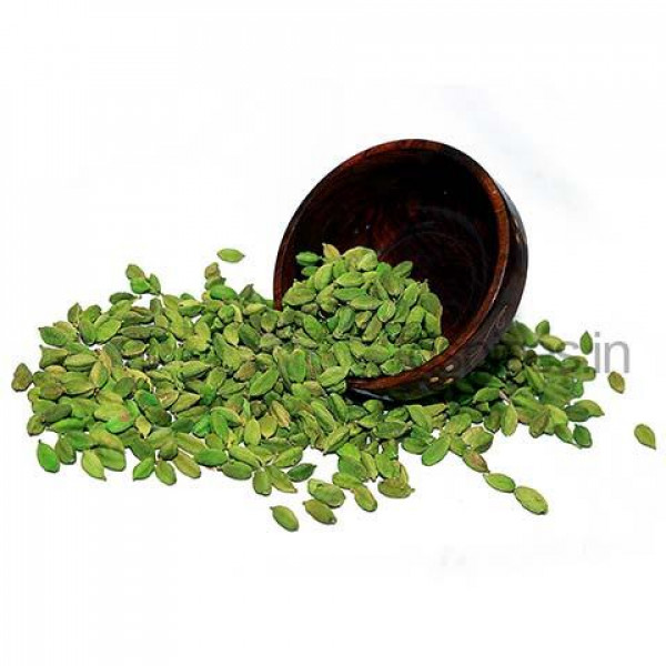 Cardamom - Bulk 250 gm 6mm to 8mm