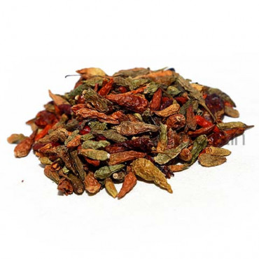 Bird's Eye Chilli or Dried Kanthari