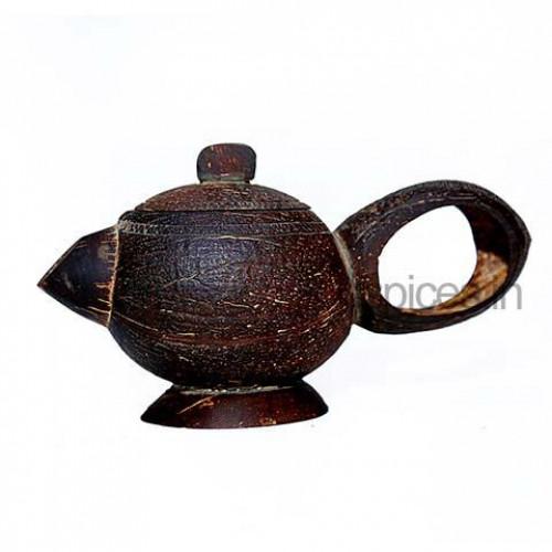 Coconut Shell Alaudheen Pot