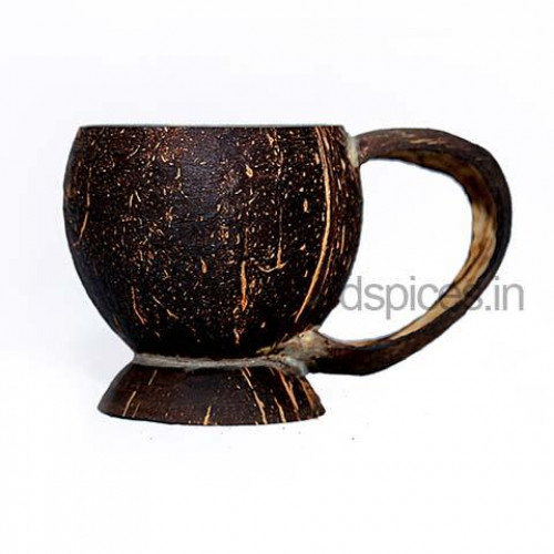 Coconut Shell Beer Mug